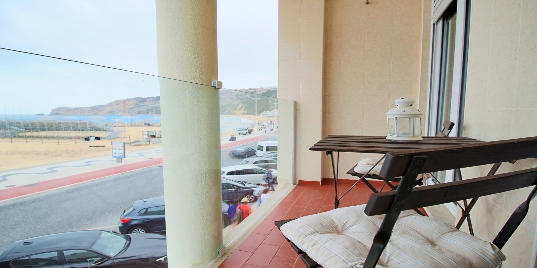 Apartamento 1º Vista Mar