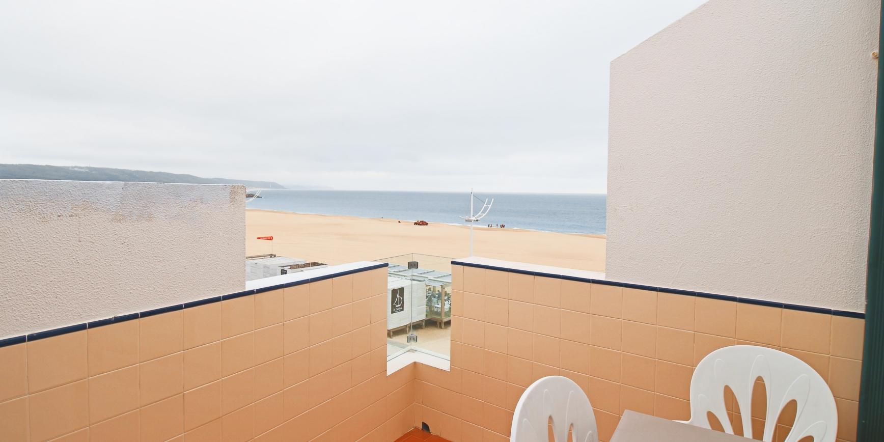 Appartement 3º Vue sur Mer
