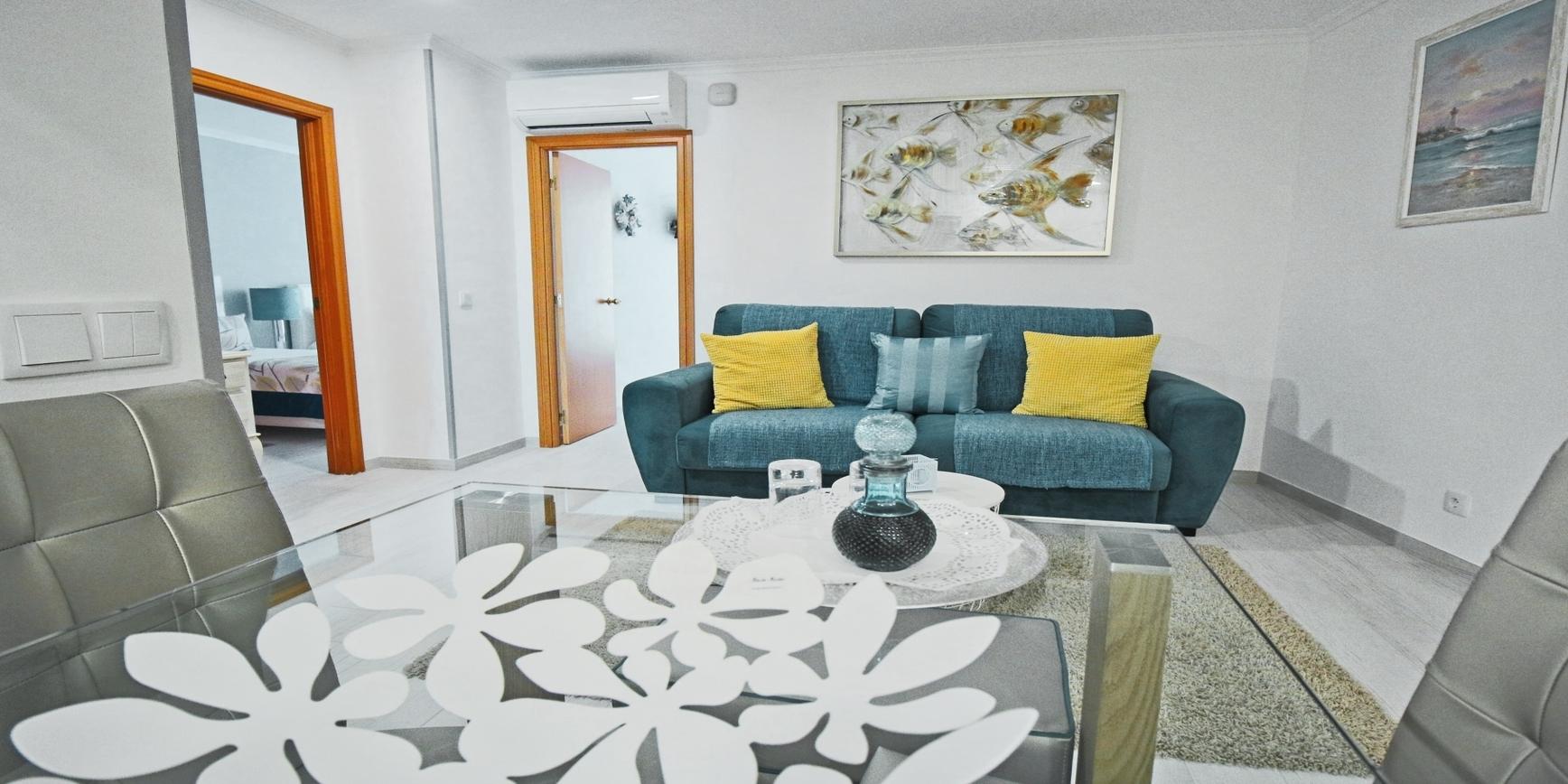 Apartamento 1º Sem Vista Mar